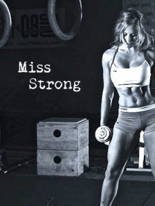 miss strong